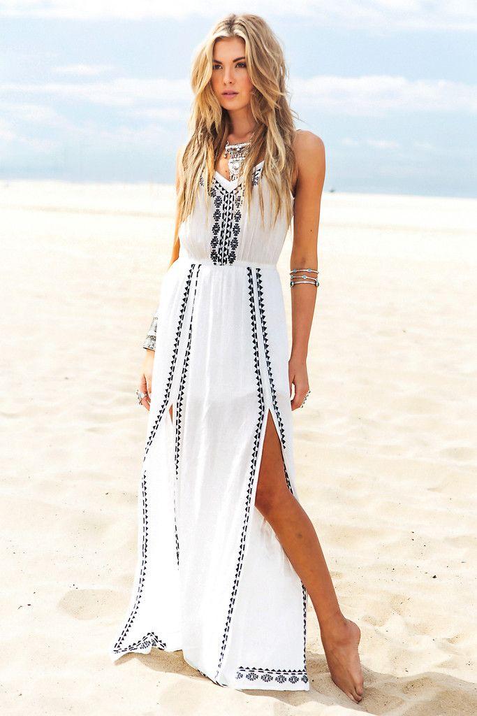 Модный обзор, выбор стилистов - самые красивые платья в стиле бохо | Новости моды